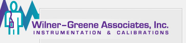 Wilner-Greene Associates Instrumentation and Calibration