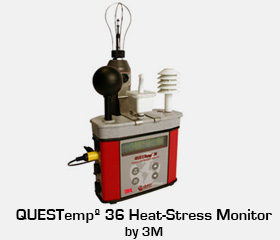 Wet Bulb Globe Temperature Monitor